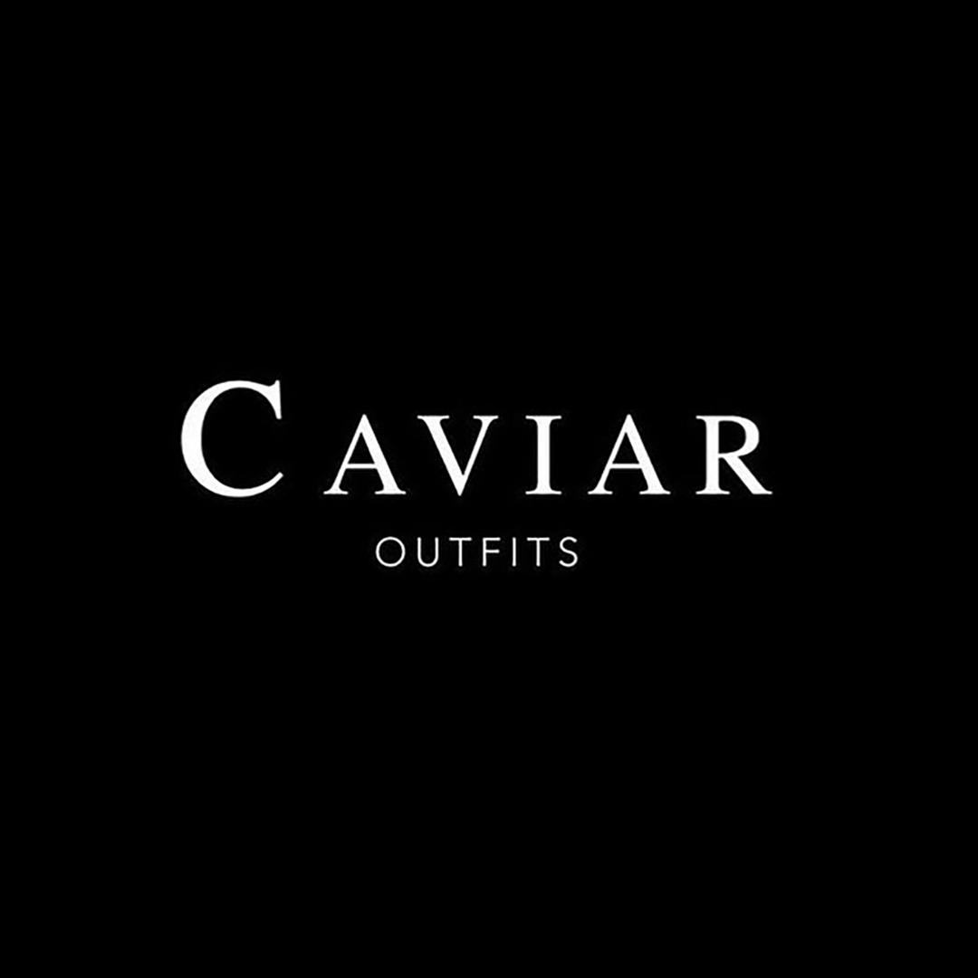 Logotip Caviar Outfits